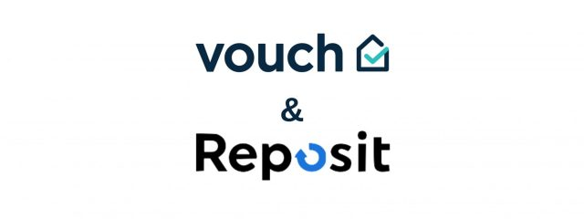 Vouch Logo, Reposit Logo